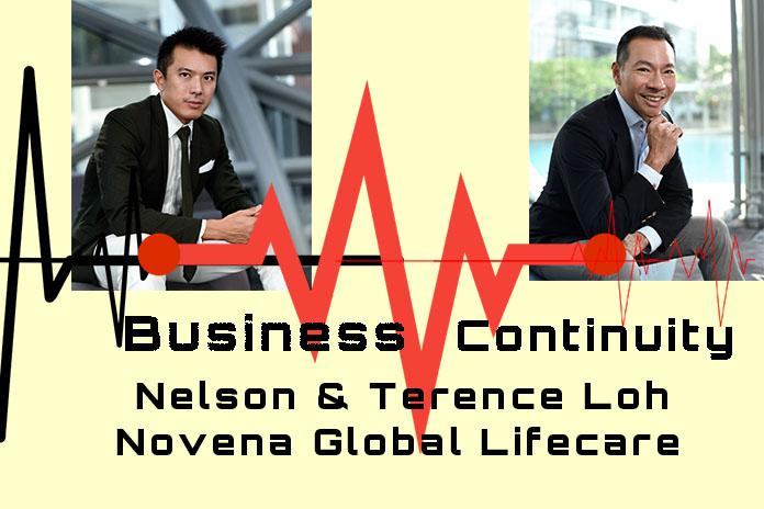 Nelson Loh, Terence Loh, Novena Global Lifecare