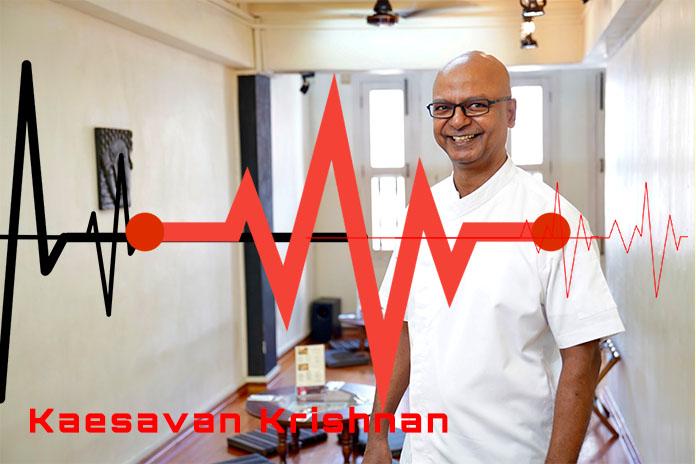 Kaesavan Krishnan