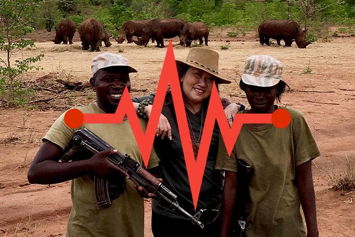 Monica Alsagoff, A2A Safaris