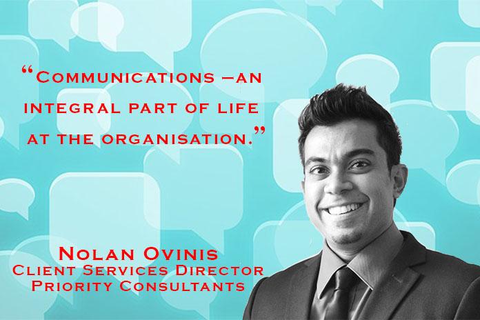 Nolan Ovinis, Priority Consultants