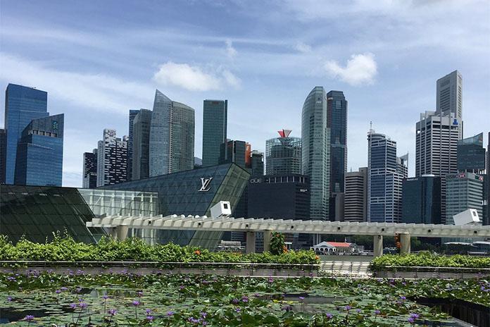 property market, singapore