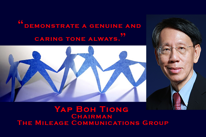 Yap Boh Tiong, Mileage Group