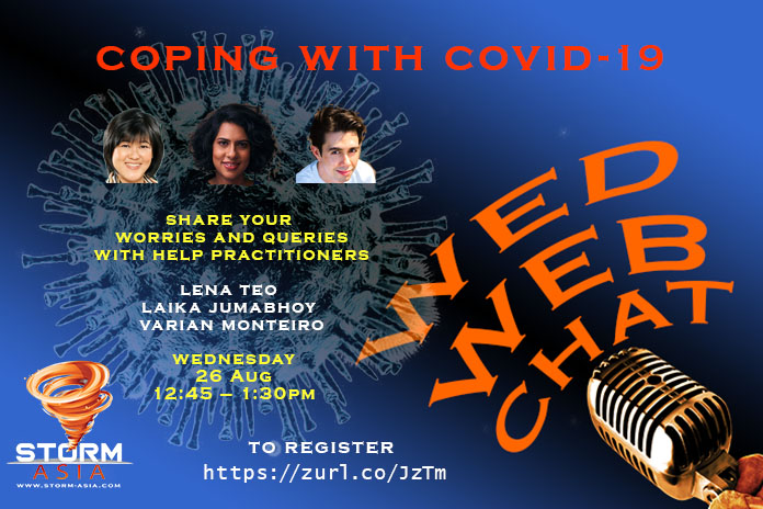wed web chat covid