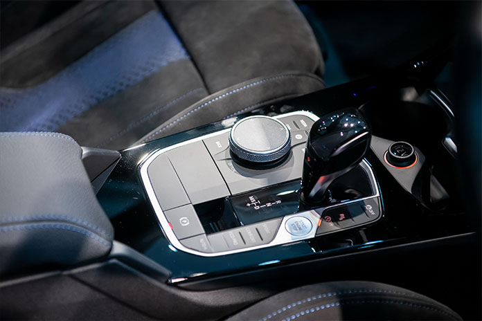 BMW 2 Series Gran Coupe controller