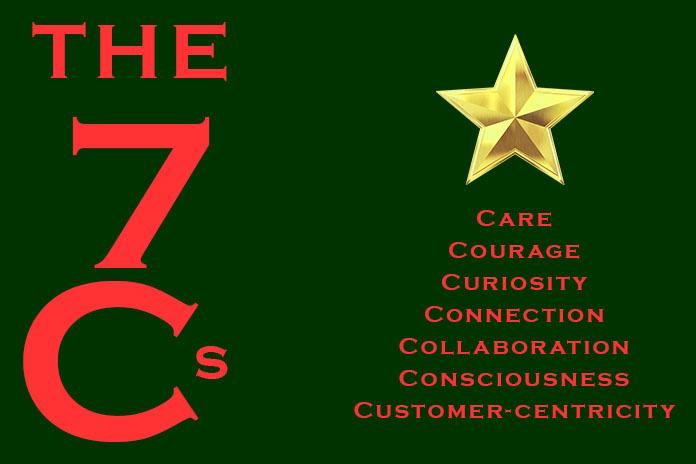 The 7 Cs