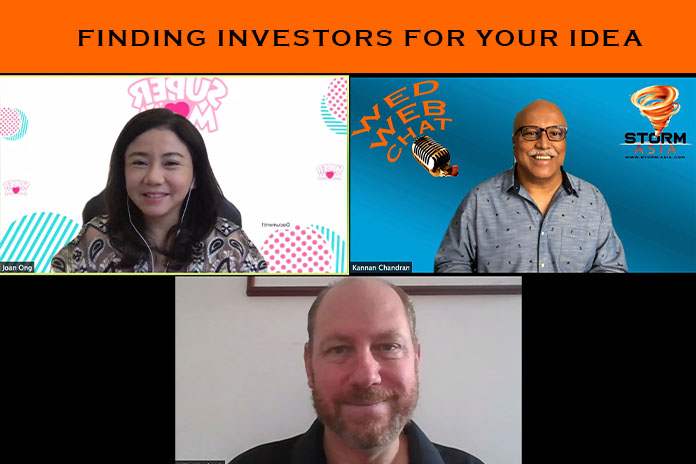 WED WEB CHAT funding