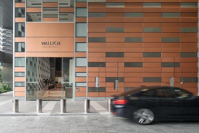 Wallich Residence
