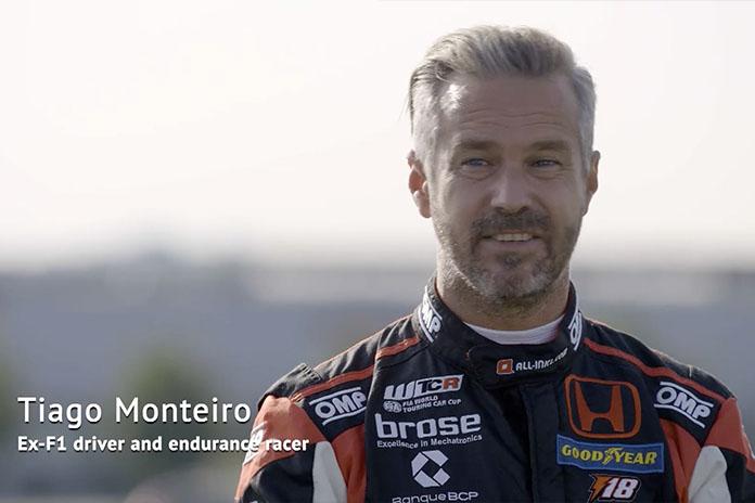 2+4=24 Tiago Monteiro
