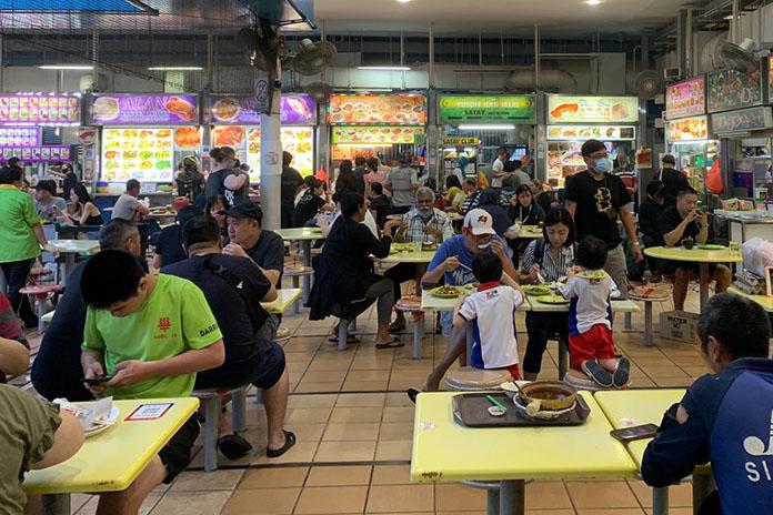 Pasir Panjang Hawker Centre