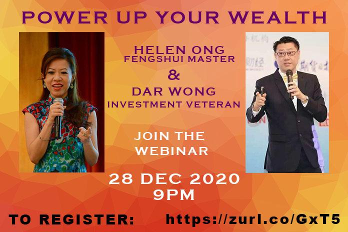 Helen Ong and Dar Wong