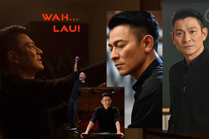wah! Andy Lau