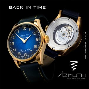 Azimuth Back In Time