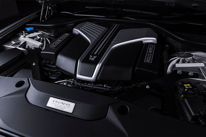 Rolls-Royce Ghost Extended V12