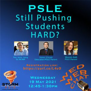 PSLE WED WEB CHAT