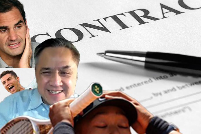 adrian tan, contract