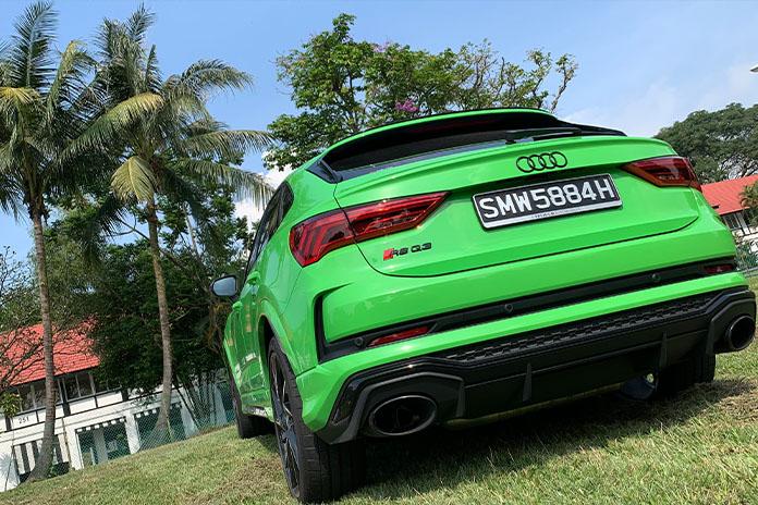 Aud RS Q3 Sportback