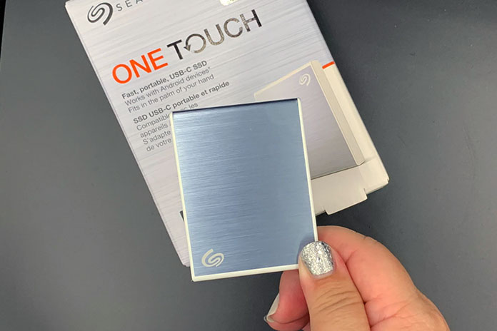 Seagate One Touch