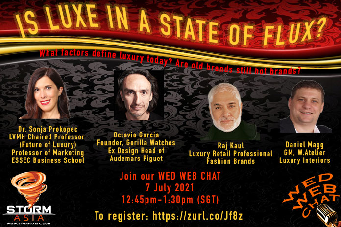 WED WEB CHAT luxury 070721